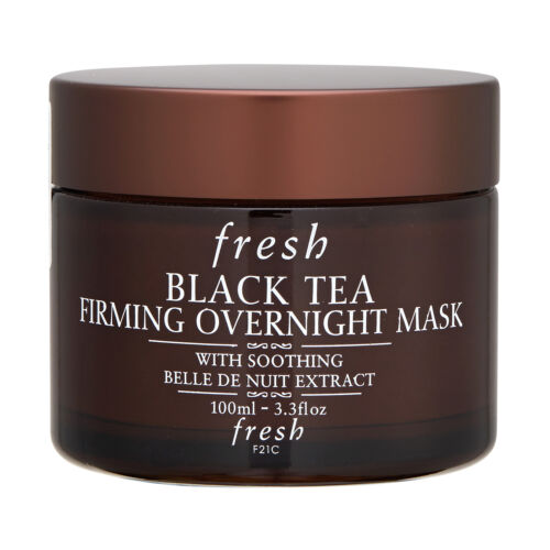 1 PC Fresh Black Tea Firming Overnight Mask 3.3oz,100ml Lift Intense #18685