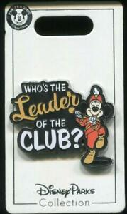 Who-039-s-the-Leader-of-the-Club-Mickey-Mouse-Disney-Pin