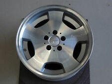 GENUINE Lorinser RS Mercedes Wheel 17x8.5 inch 5x112 w201 190e w202 w124 w202