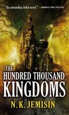 The Inheritance Trilogy: The Hundred Thousand Kingdoms 1 by N. K. Jemisin (2010, Paperback)