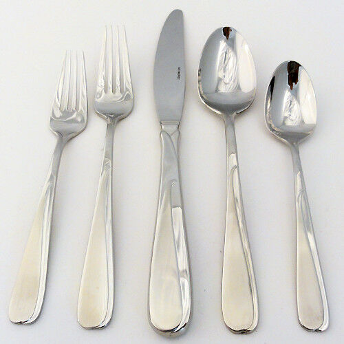 SONATA by RETRONEU 5 PIECE PIECE PIECE PLACE SETTING Made in Japan NEW NEVER USED OR SOLD f370b4