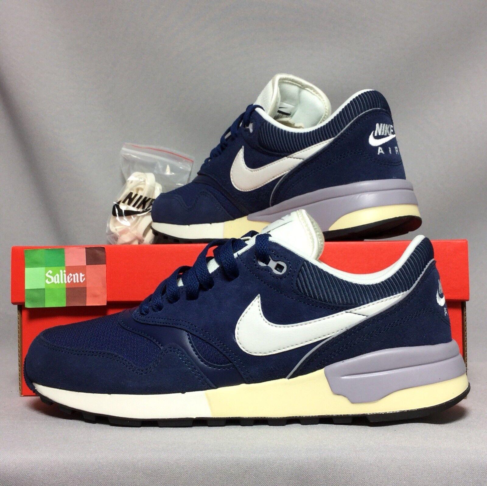 Nike Air Odyssey UK8 652989-403 blanc EUR42.5 US9 Navy Bleu blanc 652989-403 epic pegasus max f64904