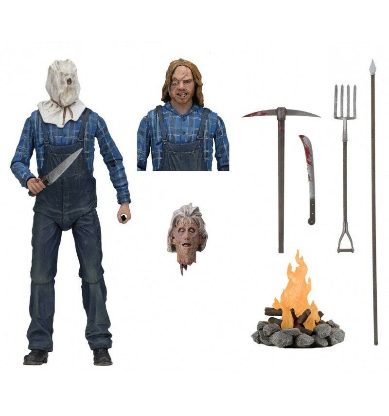 Neca Viernes 13 capítulo 2 Ultimate - Jason - Friday the 13th