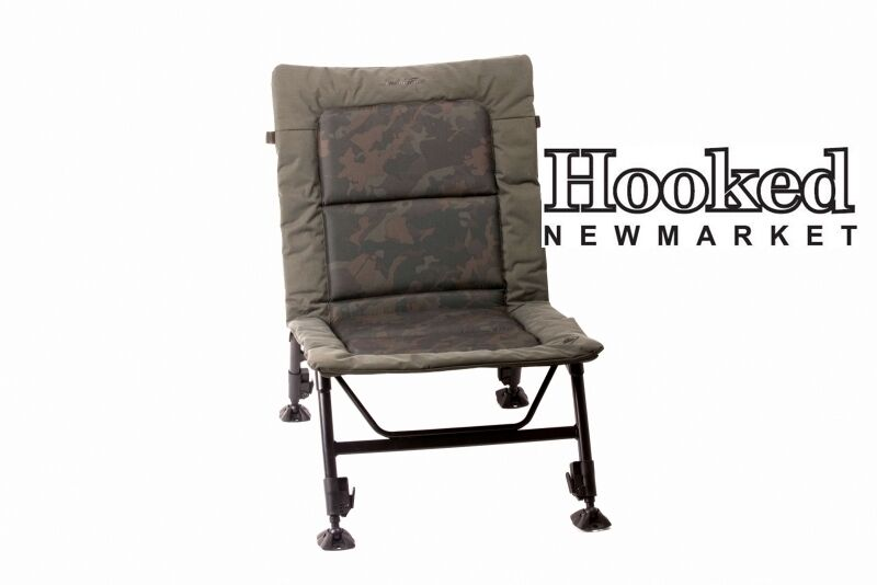 Nash Indulgence Ultra-Lite Camo Chair- (T9726)