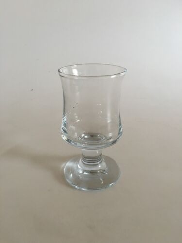 Beer Glass Holmegaard Ship Glass