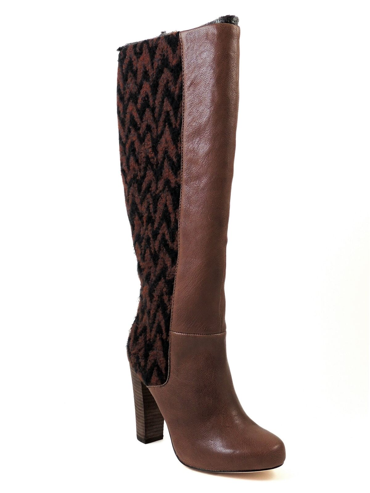Plenty by Tracy Reese Women's Royale Cognac Knee-High Boots Euro 36.5 US 6.5