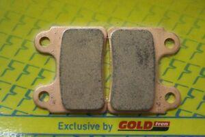 TRIALS FRONT  Brake Pads SHERCO-BETA-GAS GAS-MONTESA Goldfren 168
