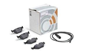 BMW Genuine Front Brake Pads Set Sensor For E81 E82 E87 E88 E90 34112288857
