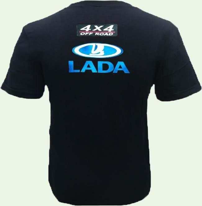 Lada Off Road Fan T-Shirt  Gr. siehe Tabelle       Neuer Eintrag    New Product 2019  852b86