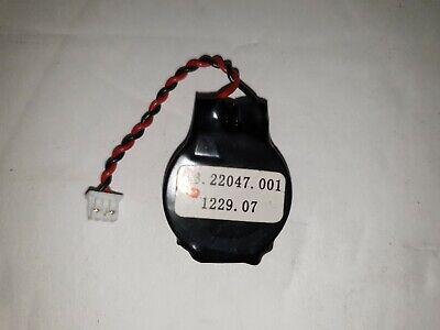 DC09 FOR HP//Compaq DV5000 cmos bios battery