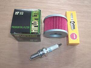 honda oil filter ngk spark plug tune up trx350 trx 350. Black Bedroom Furniture Sets. Home Design Ideas