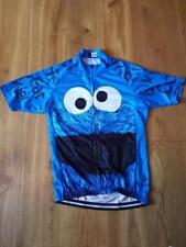 7d2406ac7 item 2 Ride Bike Eat Cookie Monster Muppets Cycling Jersey Men s Brainstorm  Small -Ride Bike Eat Cookie Monster Muppets Cycling Jersey Men s Brainstorm  ...