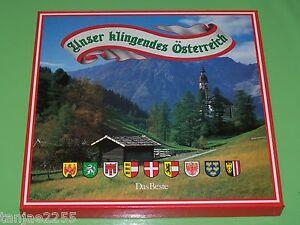 Unser klingendes Österreich V.A. Das Beste 9 LP Box - Fulda, Deutschland - Unser klingendes Österreich V.A. Das Beste 9 LP Box - Fulda, Deutschland