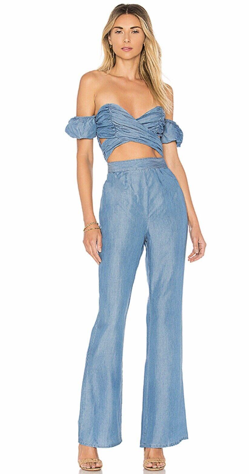 MAJORELLE 'Memphis' Jumpsuit Size S