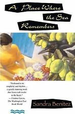 A Place Where the Sea Remembers (Scribner's Paperback Fiction)-ExLibrary