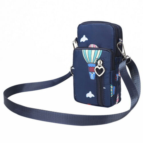 Details about  /Ladies Cross-body Mobile Phone Shoulder Bag Pouch Case Handbag Purse Wallet Bag