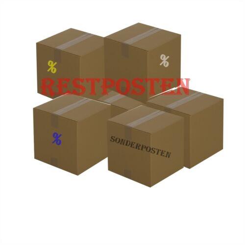 Restposten Sonderposten Paket 25 Teile ALLES NEU /& OVP Nur A-Ware Sonderposten