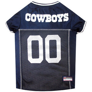 Dallas-Cowboys-NFL-Pets-First-Licensed-Dog-Pet-Mesh-Jersey-XS-2XL-NWT