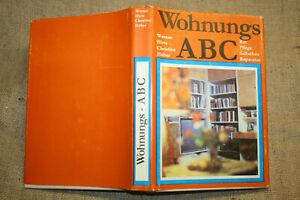 Fachbuch-Wohnungseinrichtung-Moebelbau-DDR-Moebel-Design-70er-Jahre