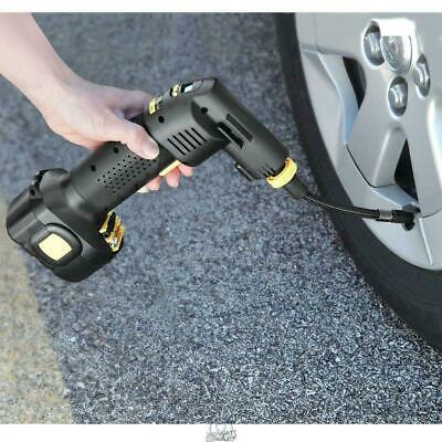 Pistol Grip Tire Inflator with Gauge for Car Motorcycle SUV Inflated Pumps-45816