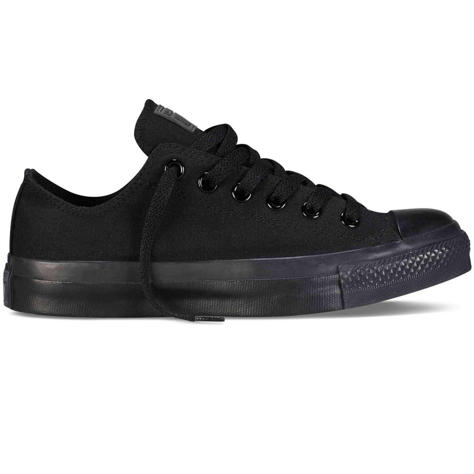 zapatillas CONVERSE Chuck TaylorAll Star zapatos Basse hombres mujer M5039C negro