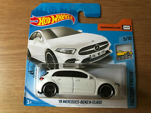 Hot Wheels 2019  ´19 MERCEDES-BENZ A-CLASS  201//250 NEU/&OVP