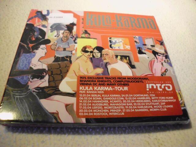 Kula Karma  - Doppel  CD - OVP