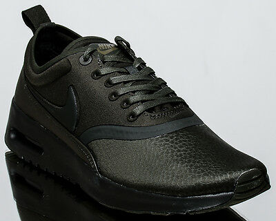 Nike Air Max Thea Ultra Premium Womens Sequoia Casual Lifestyle Shoes 848279 301 | eBay