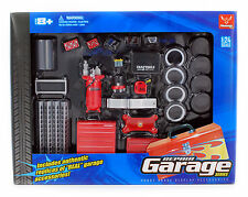 Hobby Gear: Repair Garage Accessories Set 1/24 Scale