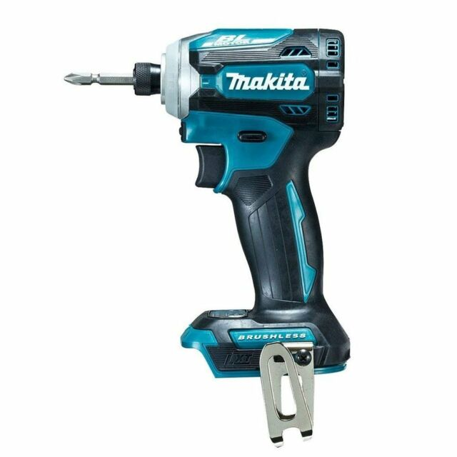 2018 MAKITA TD171DZ impact driver Blue 18V body only from Japan