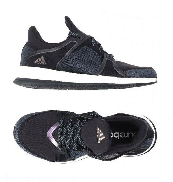 Adidas Wouomo Pure Boost X TR (AQ1970) Running Cross Training scarpe Trainers