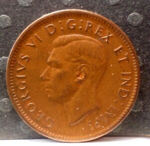 Canada-1941-circulated-1-cent-KM-32-A-469