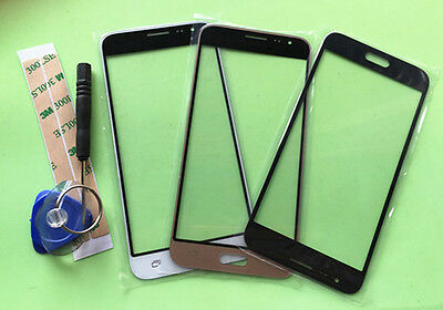 Front Outer Screen Glass Lens Replacement For Samsung Galaxy J3 2016 SM-J320