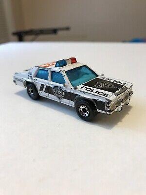 Matchbox Ford LTD Police Car 1:69 Diecast Car China by Matchbox Intl Ltd