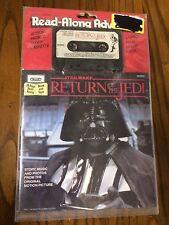 Star Wars, Return of the Jedi, Read-Along Adventure, Cassette, Sealed