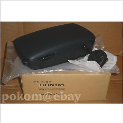 NEW OEM 04 05 06 Genuine Honda CR-V CRV armrest BLACK 08U89-S9A-110