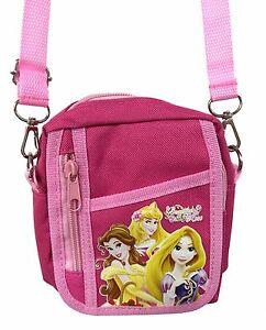 In QualitäT EntrüCkung Disney Prinzessin Pink Kamera Täschchen Handtasche Geldbörse Mit Schulterriemen Ausgezeichnete