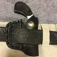 North American Arms Sidewinder / 22mag Derringer Leather Holster