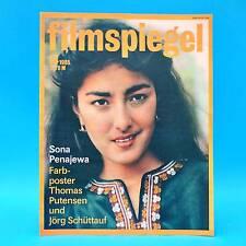 DDR Filmspiegel 14/1985 James Mason Hans Albers Liselotte Pulver J. Schüttauf F