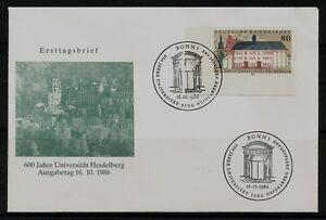 BRD-FDC-MiNr-1299-Eckrand-links-unten-R-1-034-600-Jahre-Universitaet-Heidelberg-034