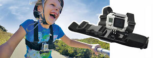 Kids Child Junior Chesty Chest Mount Harness For Gopro HERO 5/4/3+/3/2/1