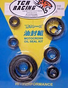 Oil Seal Kit For 1986 Honda CR500R Offroad Motorcycle Winderosa 822182
