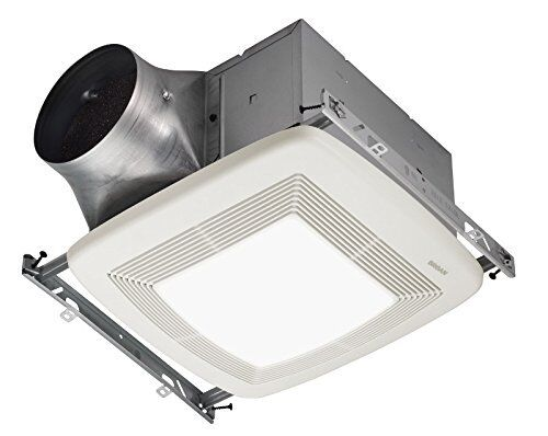 Nutone Xn50l Ultra Green 50 Cfm Ceiling Exhaust Bath Fan W Light Night Ebay