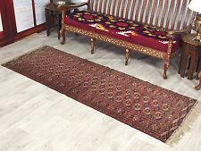 245x85 cm antik turkmen Buchara orientteppich tekke rug Carpet Bukhara Nr:17/10