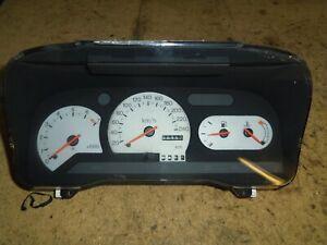 Ford-Courier-Kombiinstrument-Tacho-DZM-Drehzahlmesser-94AB-10849-GB