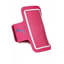 Puma Running Phone Pocket Arm Band Phone Holder Pouch - Pink