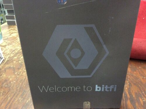 Bitfi.2 Hardware Wallet W// Firmware Encrypted Cpu,usb Cable,six Sided Die