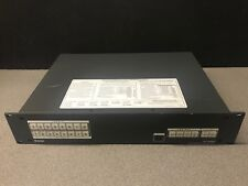 Extron DXP 44 HD 4K Matrix Switcher Drivers for Windows