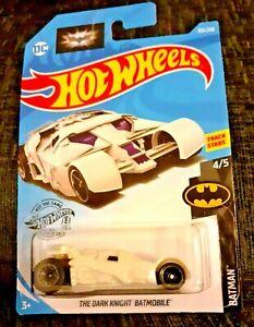 Mattel-Hot-Wheels-Batimovil-el-caballero-de-la-noche-Marca-Nueva-Caja-Sellada