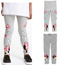 NAME IT Mädchen Skinny Leggins Stretch Leggings Jeans Jeansoptik Mädchenleggins